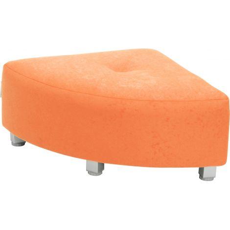 Coltar portocaliu inaltime 25 cm colectia Flexi