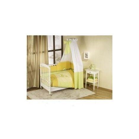 Lenjerie de pat nino 2-erizo yellow