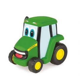 Tractoras apasa si merge Biemme Johnny Deere