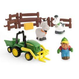 Tractor cu incarcator Biemme Johnny Deere