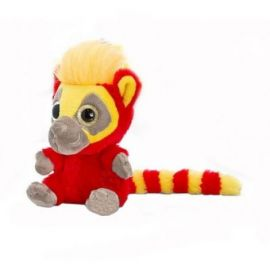 Lemur de plus Moonlings Rosu 14 cm Keel Toys