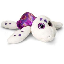 Broscuta testoasa de plus mov Sparkle Eye 25 cm Keel Toys