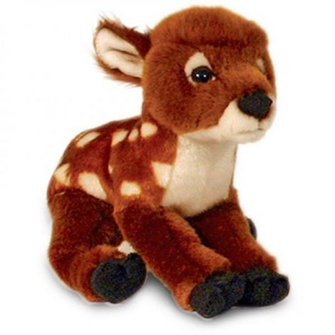 Caprioara de plus Woodland Animals 19 cm Keel Toys