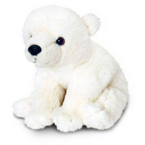 Ursulet de plus polar 30 cm Keel Toys