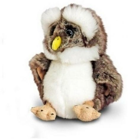Bufnita de plus Brown Owl 18 cm Keel Toys