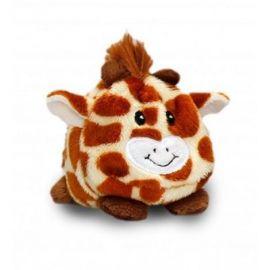 Girafa de plus Bobballs 10 cm Keel Toys