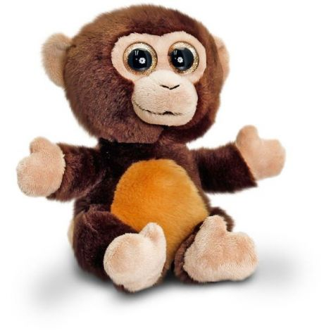 Maimuta de plus Sparkle Eye Wild 20 cm Keel Toys