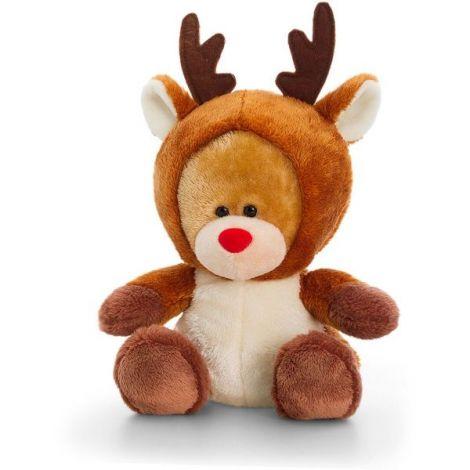 Ursulet de plus ren 20 cm Christmas Pip the Bear Keel Toys