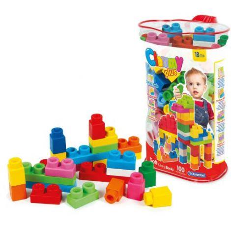 Plasa cu 100 de cuburi Clemmy