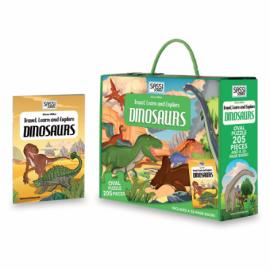 Cunoaste si exploreaza - dinozauri