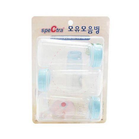 Set biberoane standard pentru stocare lapte matern