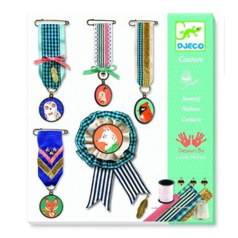Atelier de confecționat medalii
