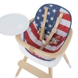 Husa Steag SUA pentru scaun masa Ovo