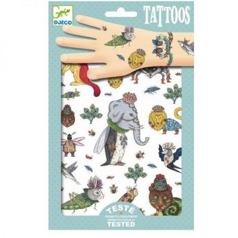 Tatuaje Djeco Animale