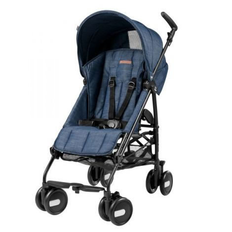 Carucior Pliko Mini, Peg Perego, Urban Denim