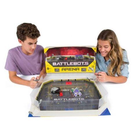 Kit de lupta strategica Arena, BattleBots - Hexbug