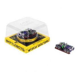 Microrobot WITCH DOCTOR (impinge si ataca), BattleBots - Hexbug