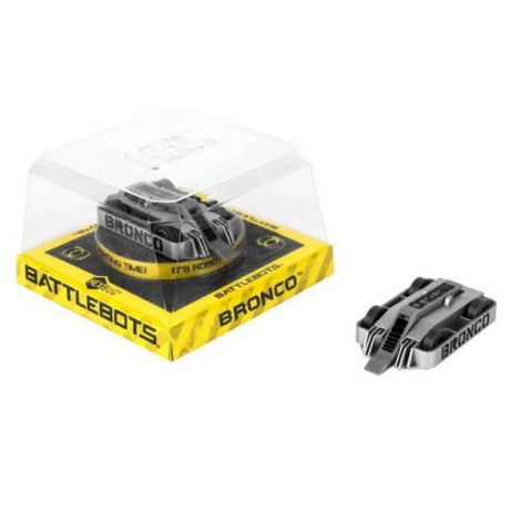 Microrobot BRONCO (impinge si ataca), BattleBots - Hexbug