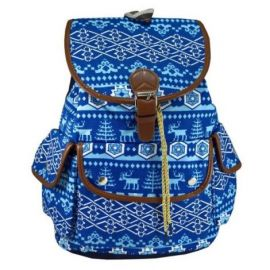 Rucsac urban Wish U, fond albastru - LaRue
