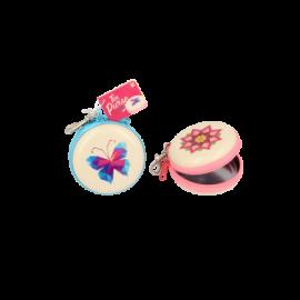 Tin purse