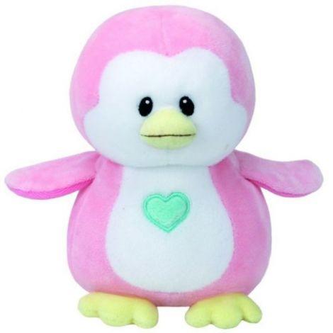 Plus bebelusi pinguinul roz PENNY (15 cm) - Ty