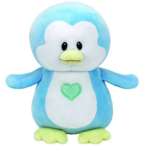 Plus bebelusi pinguinul bleu TWINKLES (15 cm) - Ty