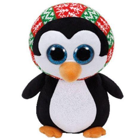 Plus Pinguinul Penelope (24 Cm) - Ty imagine