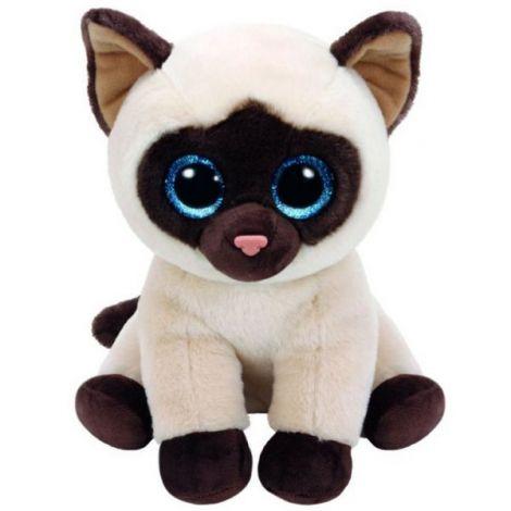 Plus pisica siameza JADEN (24 cm) - Ty