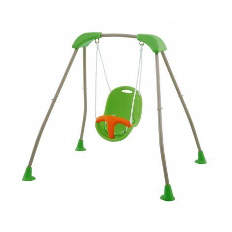 Leagan copii cu cadru Smart pliabil