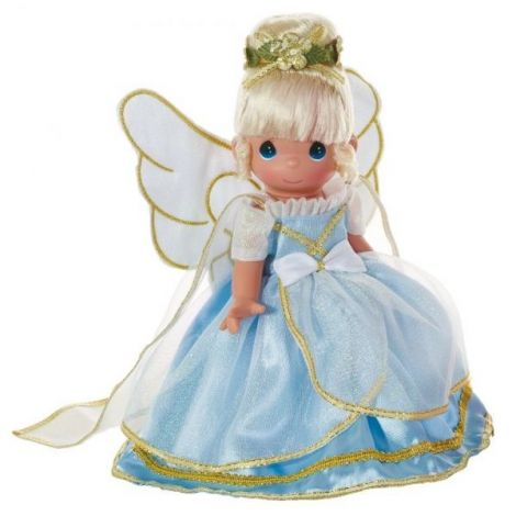 Papusa decor, Inger blond, 23 cm - Precious Moments