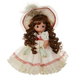Papusa decor, Gratie victoriana, 31 cm - Precious Moments