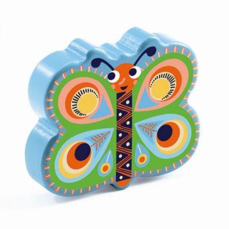 Maracas fluture Djeco