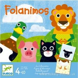 Folanimos, joc de observație Djeco