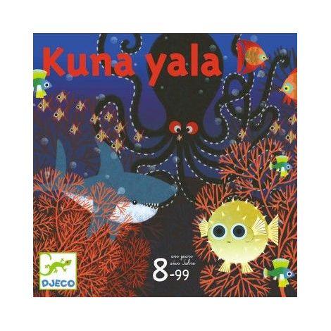 Joc de strategie Kunayala Djeco