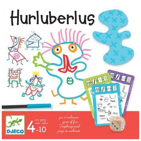 Hurluberlus joc creativ Djeco