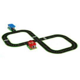 Circuit Djeco machetă 3D