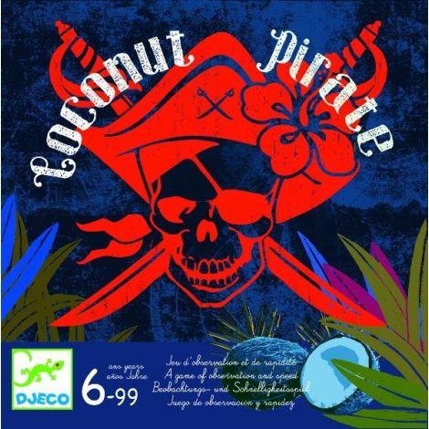 Joc de observație Djeco, Coconut pirate