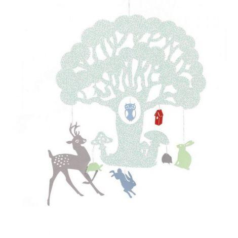 Decoraţie mobil Pădure