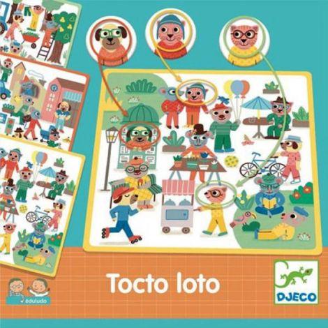 Eduludo Tocto Djeco, joc de vocabular