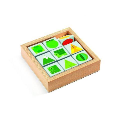 Tribasic, Cuburi Rotative imagine