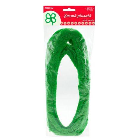 Accesorii craft - Sarma plusata maxi verde