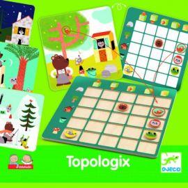 Topologix - joc de logică Djeco