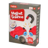 Kit de stiinta cu experimente magnetice