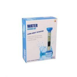 Set experimente cu apa - filtrarea