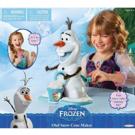 Olaf fabrica de gheata