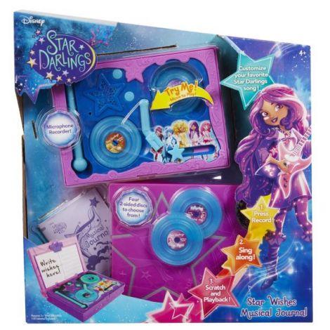 Disney jurnalul muzical star darlings