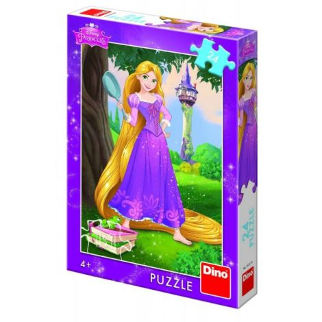 Puzzle - brave rapunzel (24 piese)