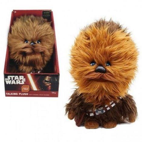 Star wars plush cu functii chewbacca 22 cm