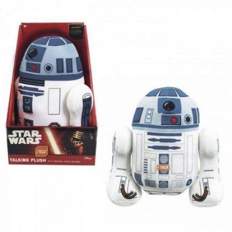 Star Wars r2-d2 plush cu functii 22 cm