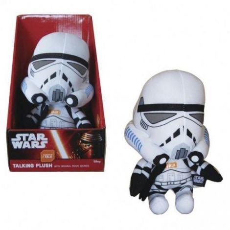 Star Wars stormtrooper plush cu functii 22 cm